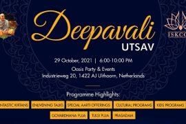 ISKCON Deepavali Utsav